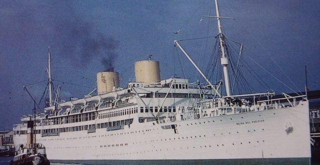 Liverpool Liners…the last great days of luxury ocean liner travel…