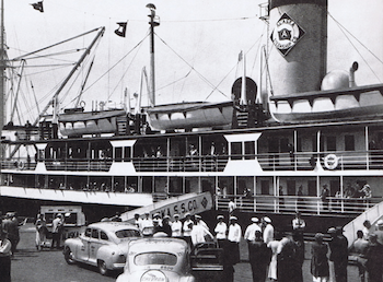 Sailing to Alaska – In the 1950s