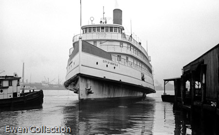 OLD BAY LINE – PRESIDENT WARFIELD BECAME THE FAMOUS SS EXODUS