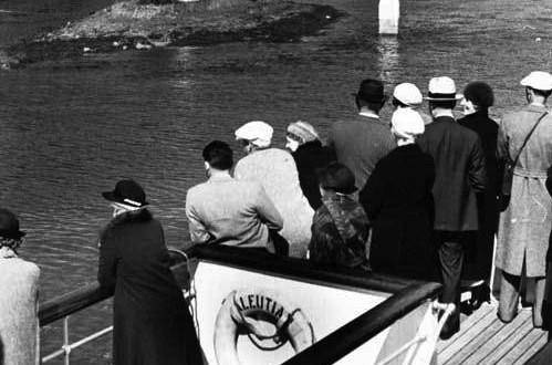 ALASKA CRUISE – 1950s – $9.00 a day – FIRST CLASS