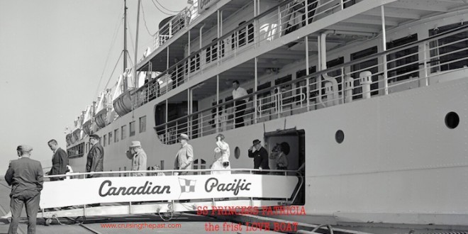 SS Princess Patricia – from Night Boat to the Love Boat.