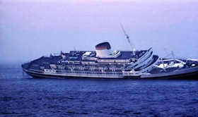 1956 – The STOCKHOLM and the ANDREA DORIA… Tragedy at Sea…