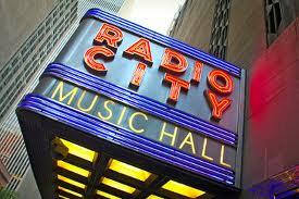 RADIO CITY MUSIC HALL…