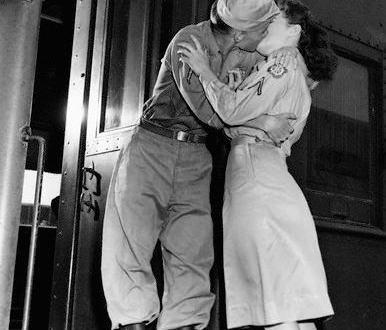 Veteran's Day: Travel by Train in World War 2