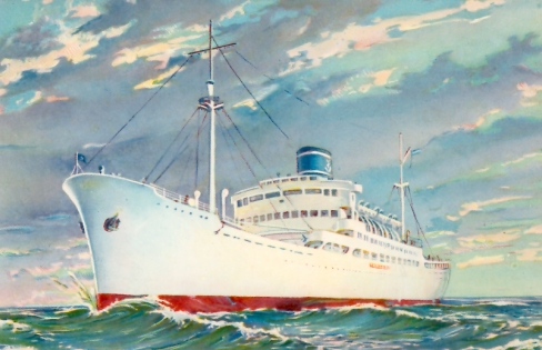 Does Madonna know that two cruise ships were named after (Evita) Eva Peron?