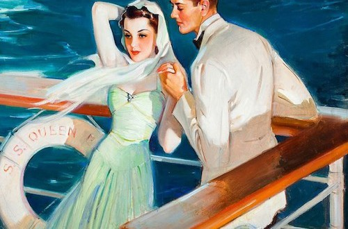 History of Cruise Fashion…