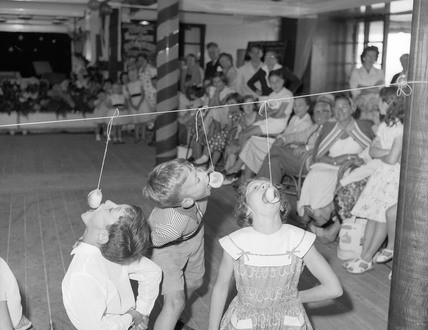 P&O Lines in the 1950s…