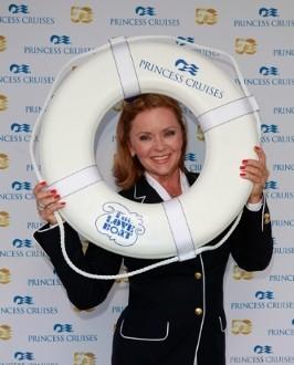 "Love Boat star named ""Ambassador"" for Princess Cruises.."