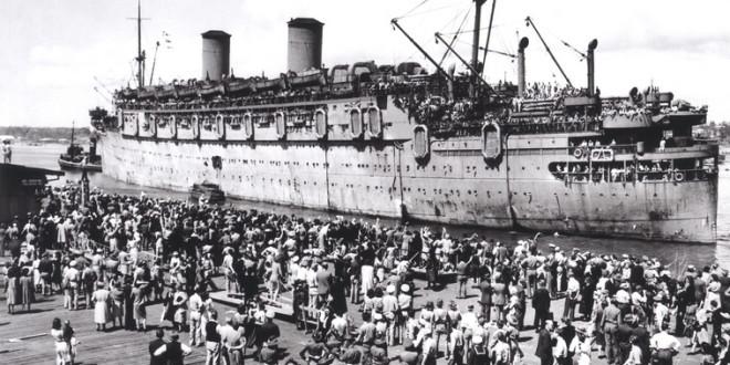 PEARL HARBOR – December 7th 1941… Matson Line's SS LURLINE…