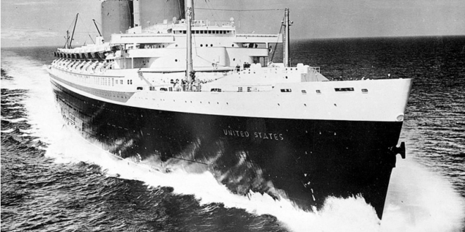 Crystal Cruises NEW CRUISE-SHIP SS UNITED STATES