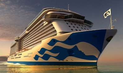 Maritime News: THE MAJESTIC PRINCESS is the first cruise ship designed for Chinese Guests…