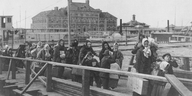 the role of the ellis island during immigration in american history Immigration - ellis island - history  the ellis island immigration station opened during the  america played a significant role in the.
