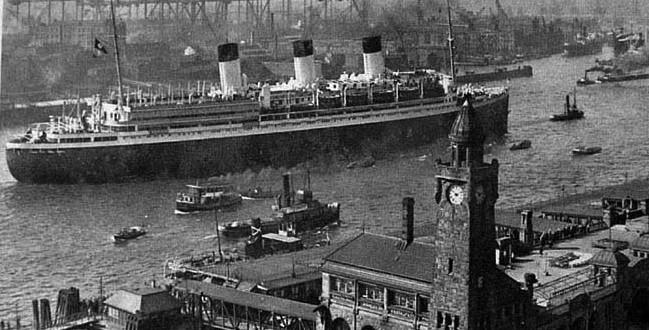 SS CAP ARCONA… 5,000 plus dead… the other TITANICS…