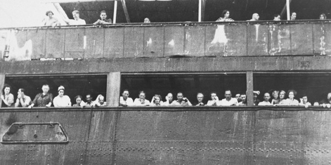The MS St. Louis carried Jewish refugees desperate to flee Nazi Germany on a voyage of the damned.
