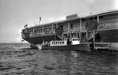 Anthony Cornero's premier gambling ship off Santa Monica was the SS REX – Part 1