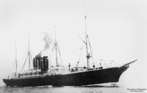 4th of July 4th, Alaska Steamship Company, SS Manhattan, SS City of Rome ,United States Lines Anchor Line, Cruise History ,SS Aleutian, White Star Line, SS Calgario