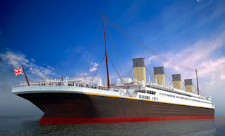 "China's TITANIC will be ready to ""sail"" in 2018"