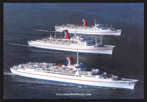 Carnival Cruise Line S Mardi Gras The First Fun Ship And