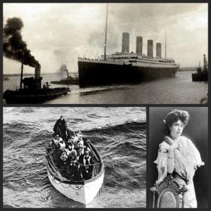 Louis M Ogden, New York socialite. RMS Titanic,RMS Carpathia, Unsinkable Molly Brown, Archibald Gracie IV, auction, SS California