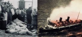 The SS MORRO CASTLE – FIRE AT SEA – 137 DEAD!