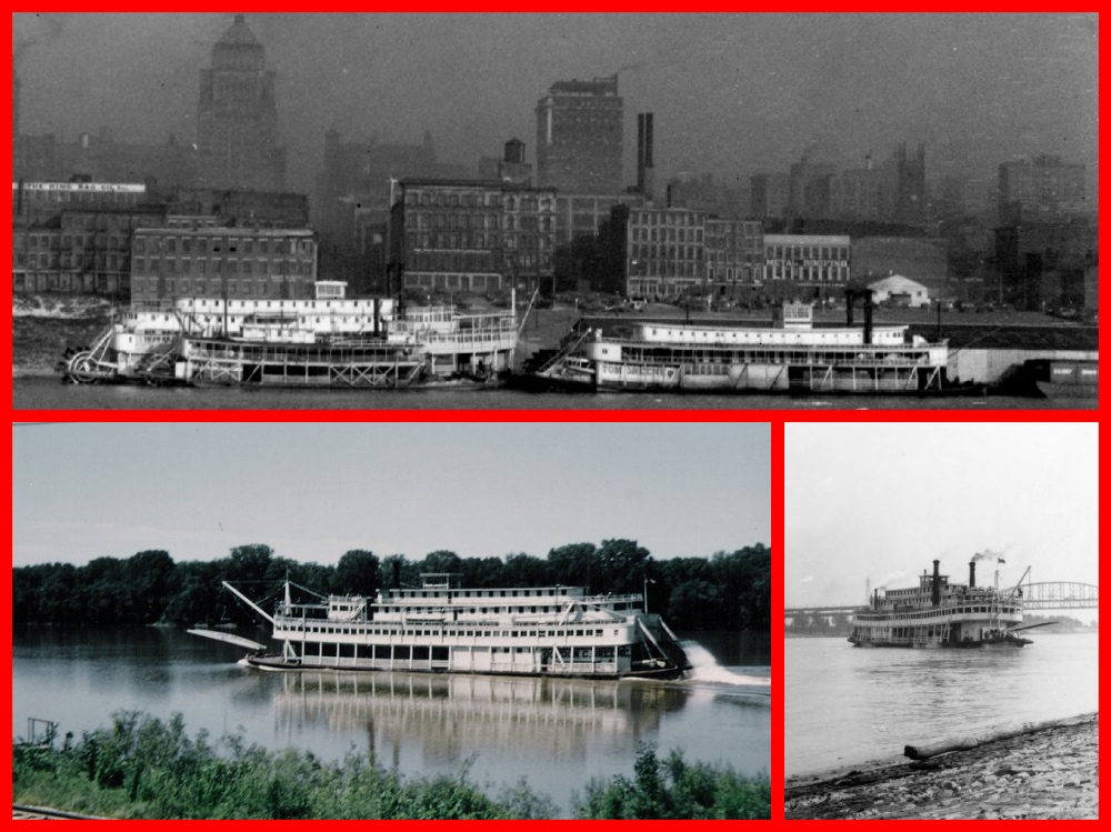 riverboats, cruise line history, cruising the past