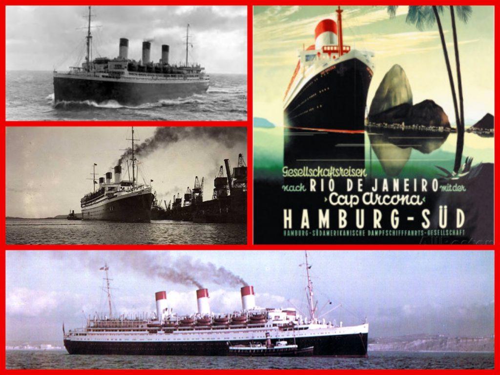 Nazi, Titanic, Cap Arcona, Hiler, World War 2, Maritime disaster, sinking