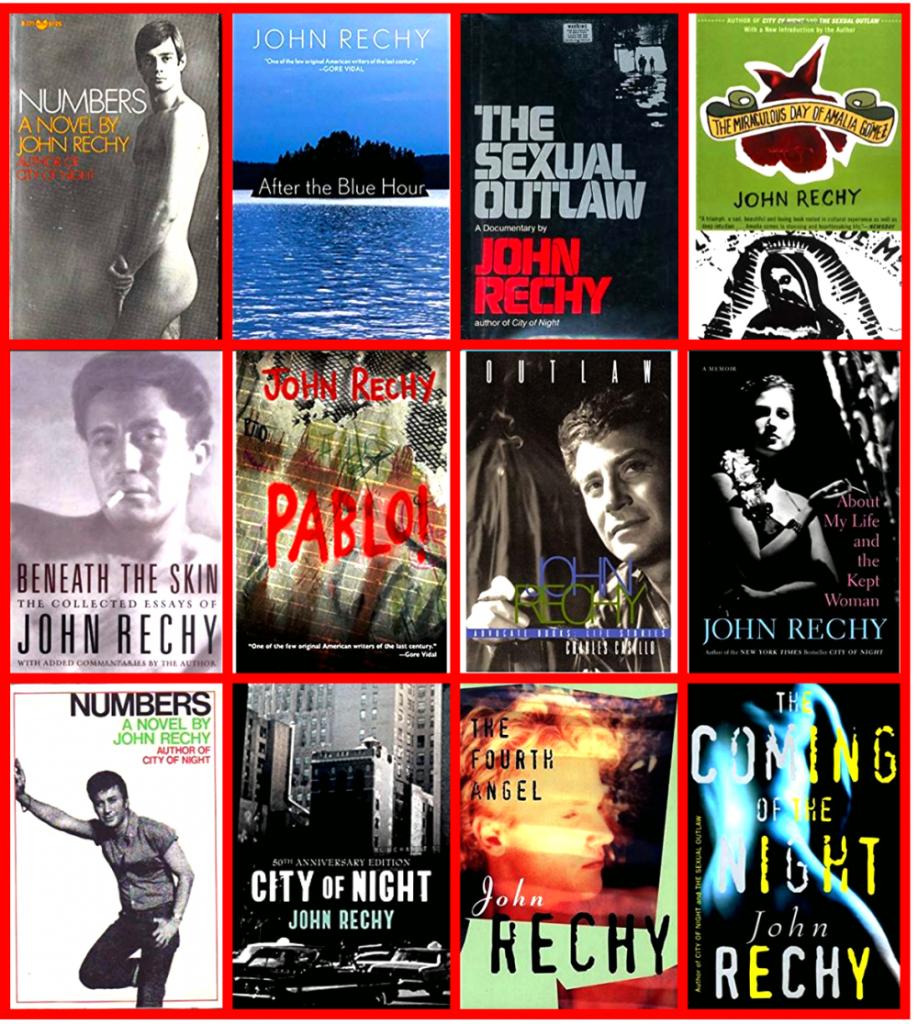John Rechy, social history, gay, la times, books, literature, famous writers