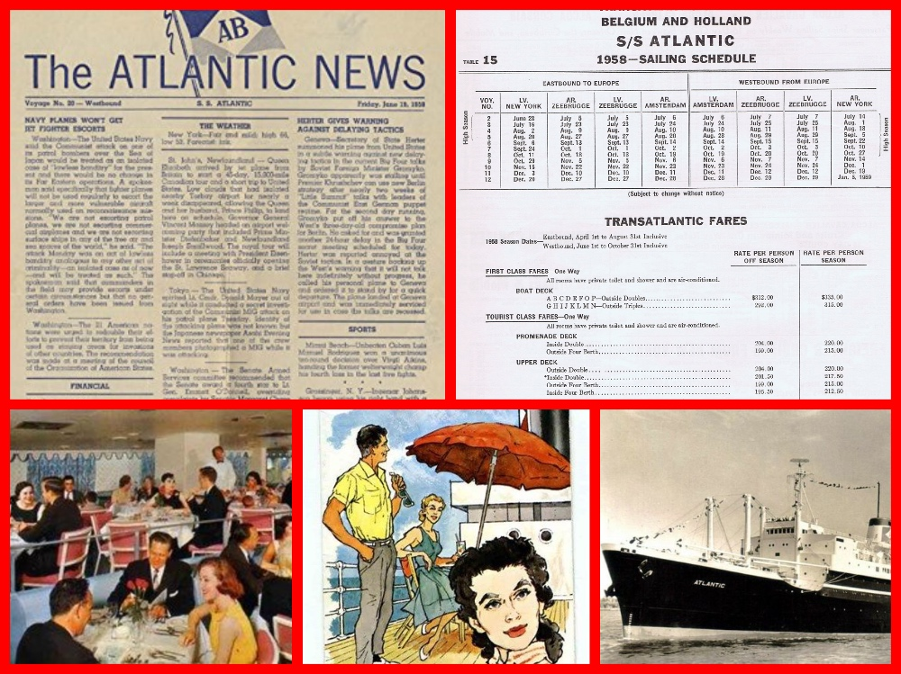 SS Atlantic, American Banner Lines