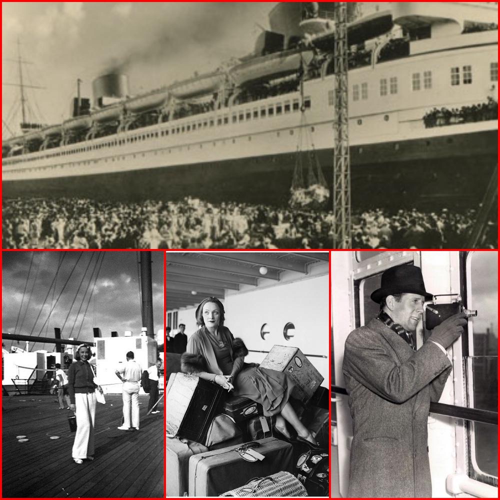 SS BREMEN, NORTH GERMAN LLOYD