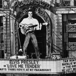 ELVIS PRESLEY, PARAMOUNT THEATRE, LOS ANGELES