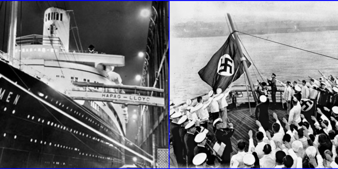 The S.S. Bremen: Last Voyage of a great Luxury Liner