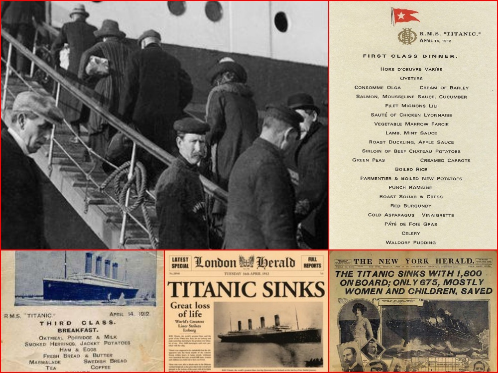 RMS Titanic, White Star Line, Lucy Duff Gordon, Cosmo Duff Gordon
