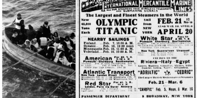 The true story behind Plymouth's role in the RMS Titanic disaster