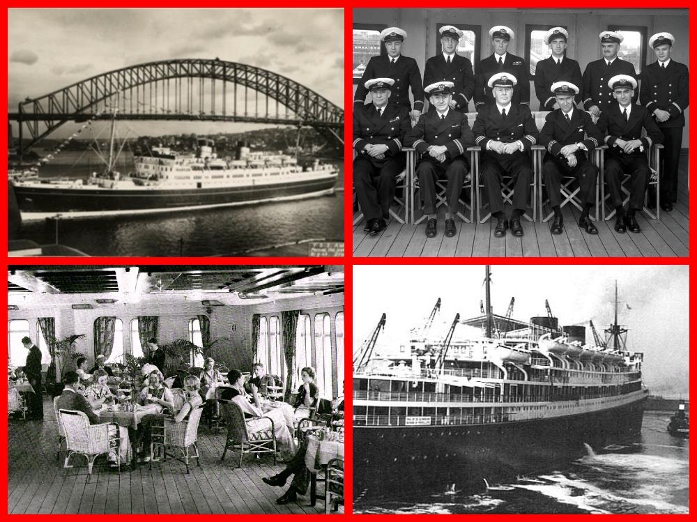 TSS Awatea, Union Steamship of New Zealand