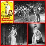 Rosalind Russell,gypsy rose lee, barbara stanwick, lady of burlesque, gypsy musical, gypsy movie, ethel merman