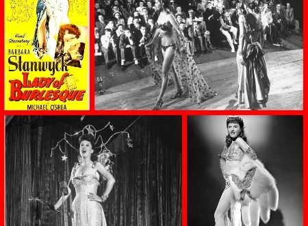 Retro Thursday: Gypsy Rose Lee – Burlesque, Hollywood and Broadway Star