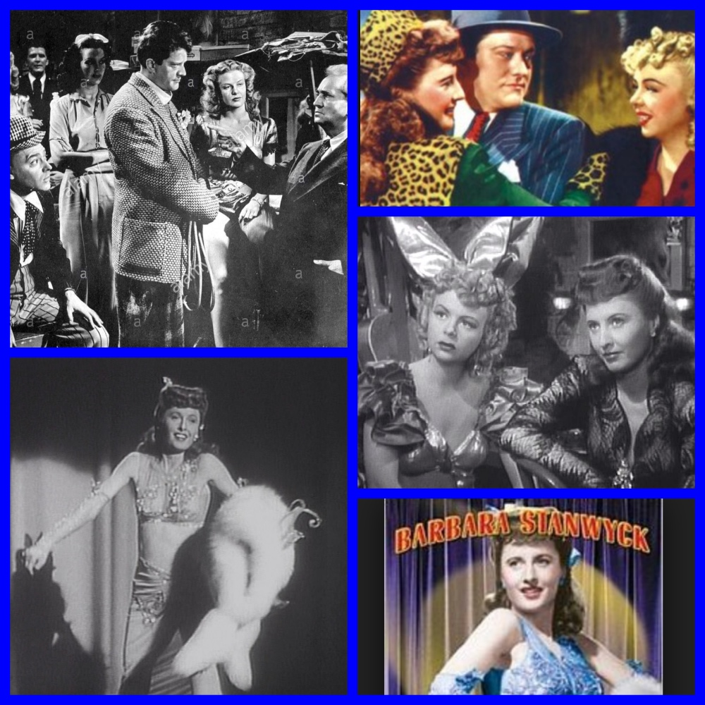 Rosalind Russell,gypsy rose lee, barbara stanwick, lady of burlesque, gypsy musical, gypsy movie, ethel merman