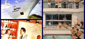 ZIM LINES – Israel's premiere liner and cruise ship company in the 1950s and 1960s