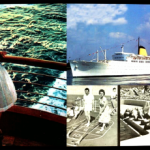 ncres Line, MS VICTORIA,cruises , 1960s, Harland and Wolff. Union-Castle Line, DUNNOTTAR CASTLE ,World War 2,Gustavo Pulitzer,Chandris Cruises, cruise line history, michael l grace, travel history, cruise history, cruises