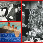 cunard line, christmas