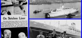 Movie stars were aboard the fatal voyage of the SS Andrea Doria