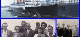 Cunard Line's RMS Aquitania – 1914 to 1949 – Celebrities, Immigrants and War Brides