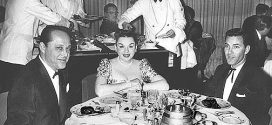 Judy Garland is onboard the SS United States – What happened to Passenger Lists?