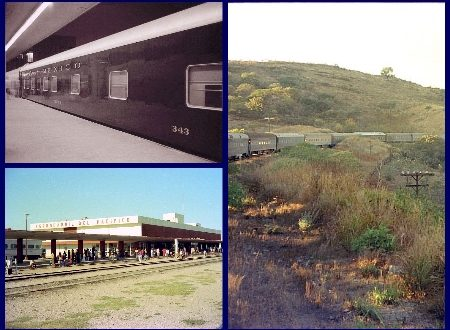 Glory Days of Pullman Passenger Trains in Mexico