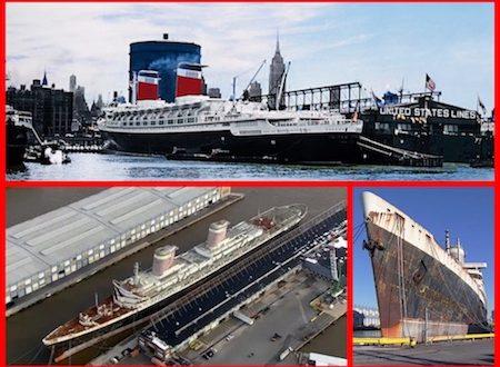 NEWS: SS United States: Redevelopment Plans for Historic Ocean Liner Could Make a Big Splash