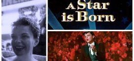 JUDY GARLAND triumphant comeback in A STAR IS BORN at Hollywood's greatest premiere!