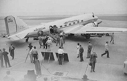RETRO – Brief history of AMERICAN AIRLINES