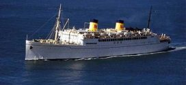 PART 2 – 71 years ago – SS LURLINE sailed on her post WW 2 voyage to HAWAII from CALIFORNIA.