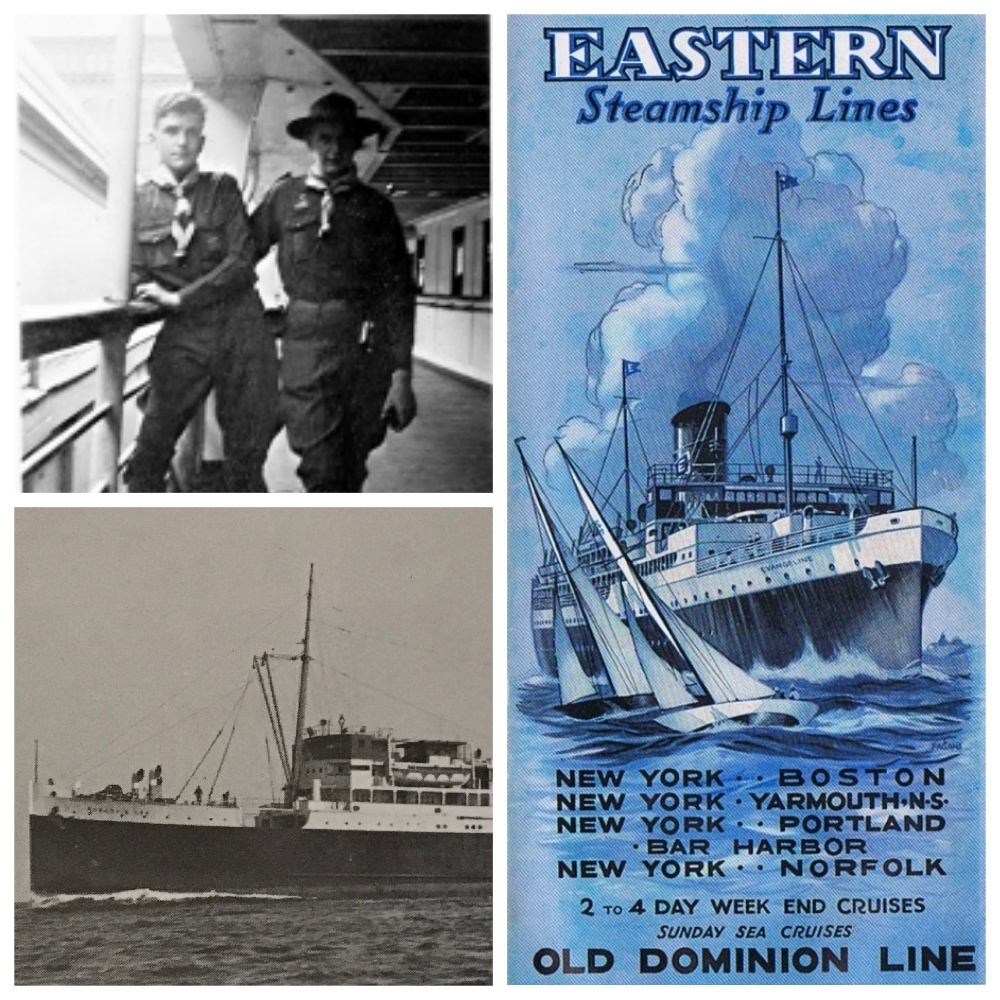 SS ROBERT E. LEE, MASTER WILLIAM C. HEATH, U-166, JULY 30 1942,  U-BOAT, AMERICAN SUBMARINE CHASER USS PC-566, NAZI SUBS, EASTERN STEAMSHIP LINES