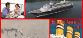 A look at the SS Volendam and cruise ship tour of the MS Volendam